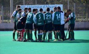 El Club Atlético San Vicente – Hockey renueva su compromiso con la Universidad de Alicante.
