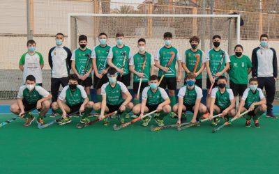 El CA San Vicente -UA se desplaza a Cataluña a competir por una plaza al XVII Campeonato de España Cadete Masculino de Hockey Hierba.